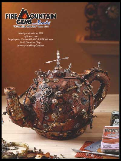 steampunk flavored tea